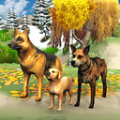Dog Family Simulator 2019