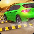 減速帶汽車碰撞測試