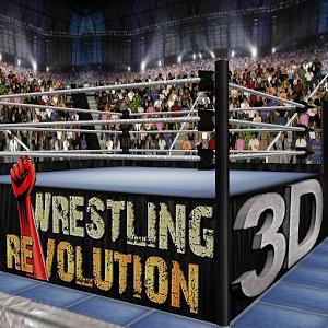 Wrestling Revolution 3D中文版
