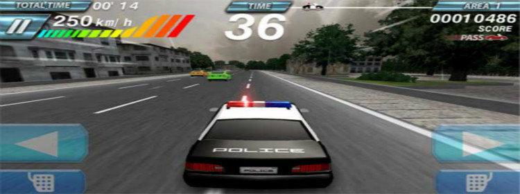 模擬警車游戲大全