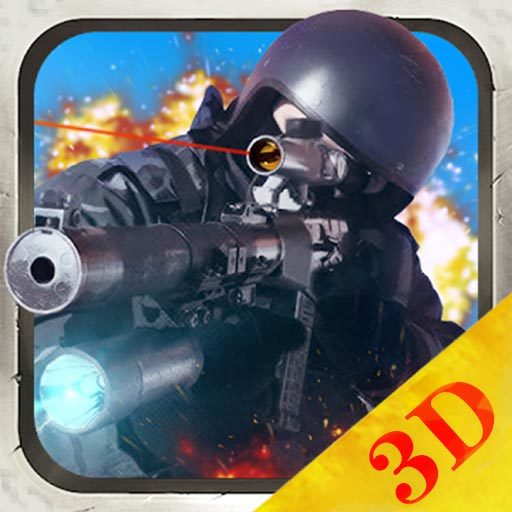 模拟荒野狙击3D