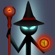 火柴人魔法師