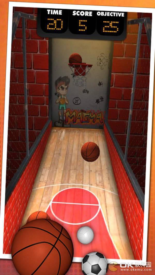 篮球射手图2