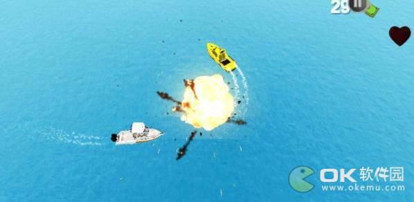 抖音汽艇大作战图2
