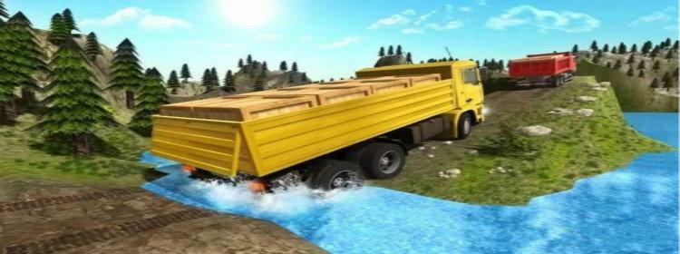 重型卡车手机游戏推荐
