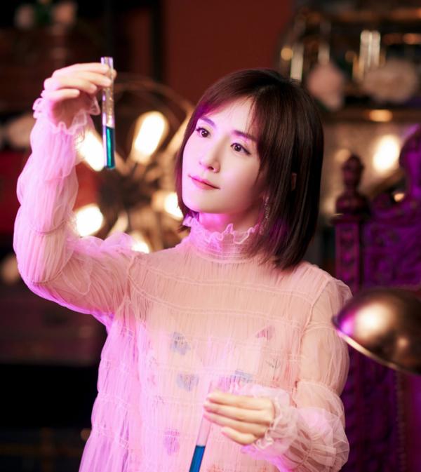 谢娜张碧晨合影图片
