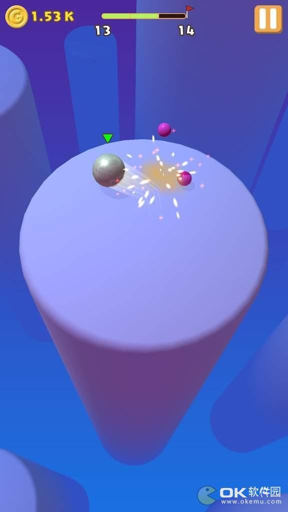 球动作图1