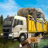 动物运输车越野行驶