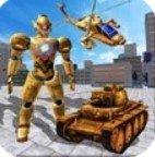 美军改造机器人