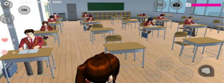 关于女高中生的游戏