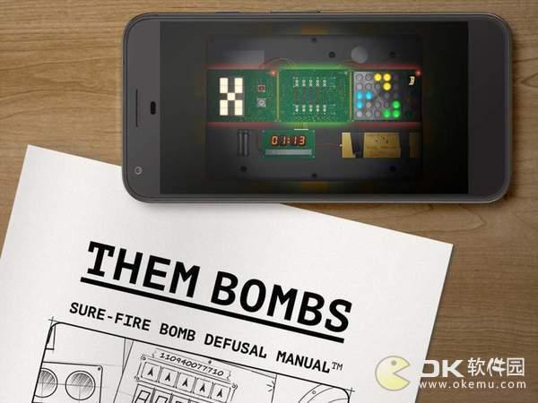 Them Bombs圖1