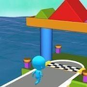 橡皮人跑酷3D
