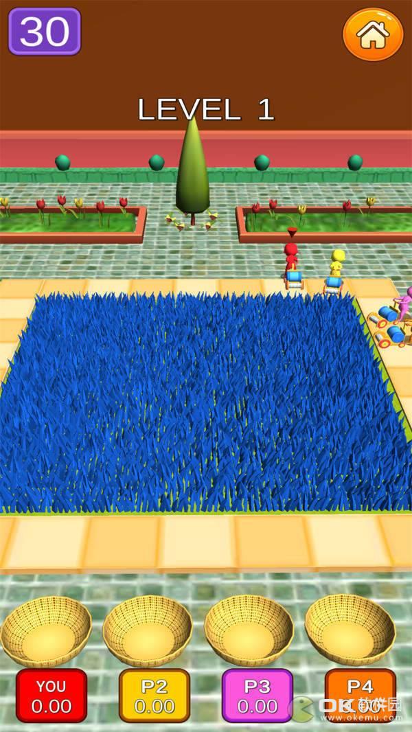 人类割草大作战图2