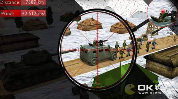 立方體狙擊手射手圖1