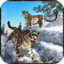 森林雪豹模拟