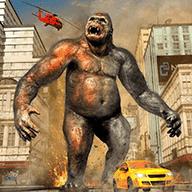 模拟愤怒大猩猩
