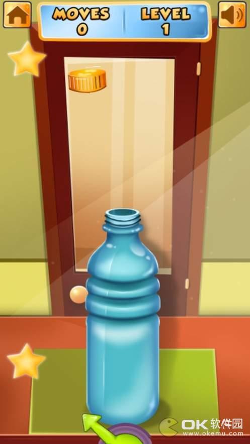 瓶盖摘星星图2