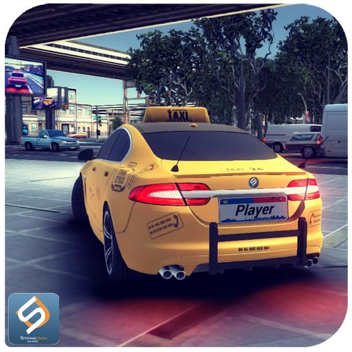 出租车真实模拟器