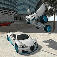 超級英雄模擬駕駛