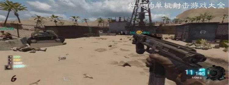 好玩的单机射击游戏大全