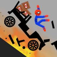 蜘蛛侠布偶拆卸