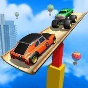 3D汽车平衡