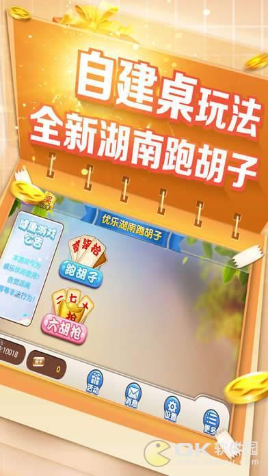 优乐湖南跑胡子图2