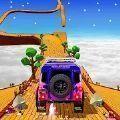開放世界山道吉普車4x4