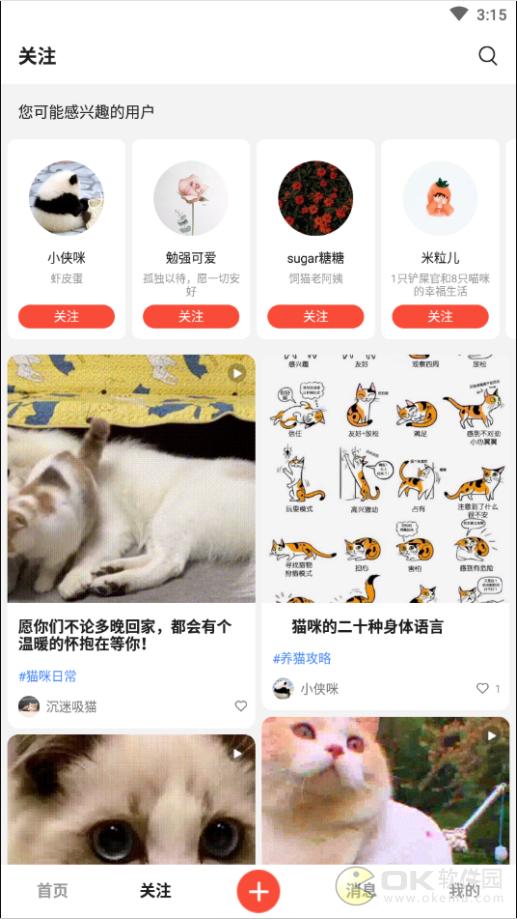 猫猫社软件图3