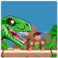 恐龍島的穴居人