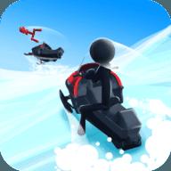 火柴人雪橇賽手機版