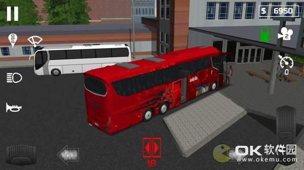 公交车模拟器客车图1