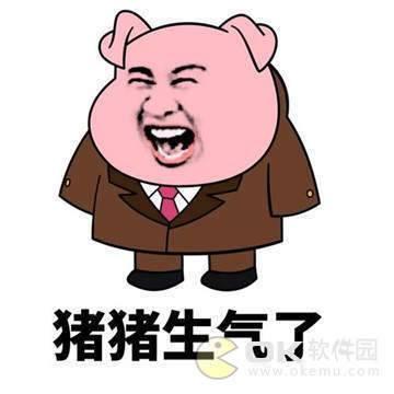 愛情公寓5豬豬公寓表情包圖1