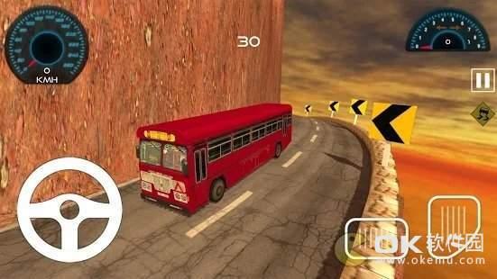 汽车巴士模拟驾驶图3