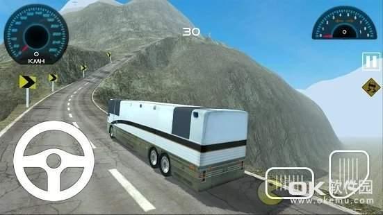 汽车巴士模拟驾驶图1