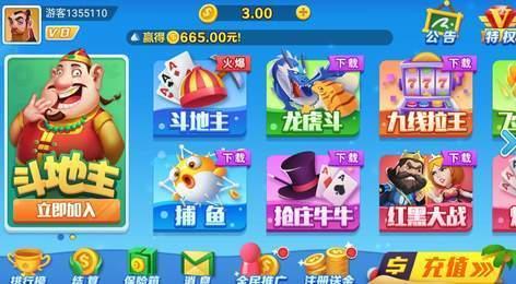 大龙娱乐棋牌 v1.0 第2张