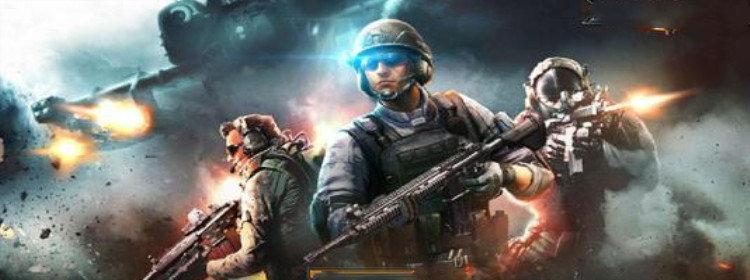 最新反恐枪战游戏