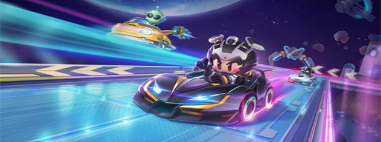 模拟卡丁车赛车游戏