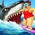 海底吃人鲨大猎杀
