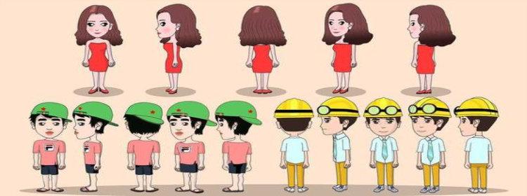 卡通形象制作軟件