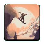 雪山滑雪大冒險