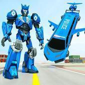 豪華轎車機器人戰斗