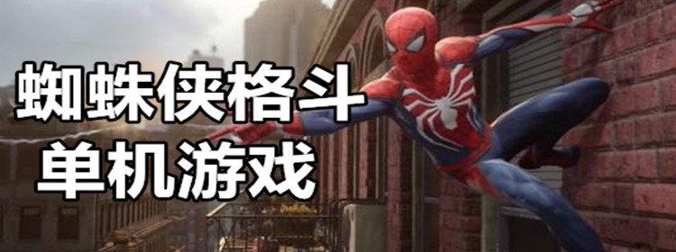 蜘蛛侠格斗单机游戏