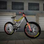 city自行车骑手