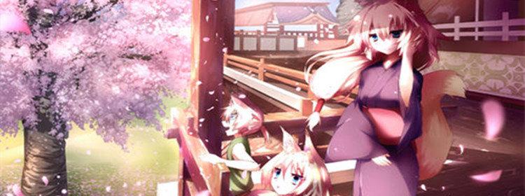 有关樱花校园的少女游戏