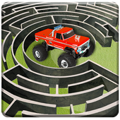 RC怪物卡车迷宫探险有趣游戏
