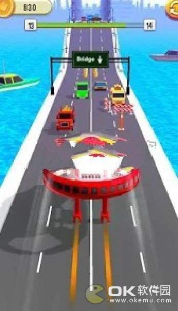 Futuristic Bus手机版图2