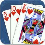 qq五十k扑克牌