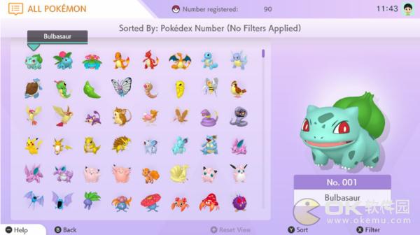 pokemon home游戏图3