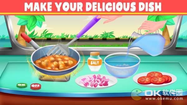 印度街头美食厨师图2